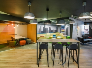 3 ideas for creating a collaboration space within your office