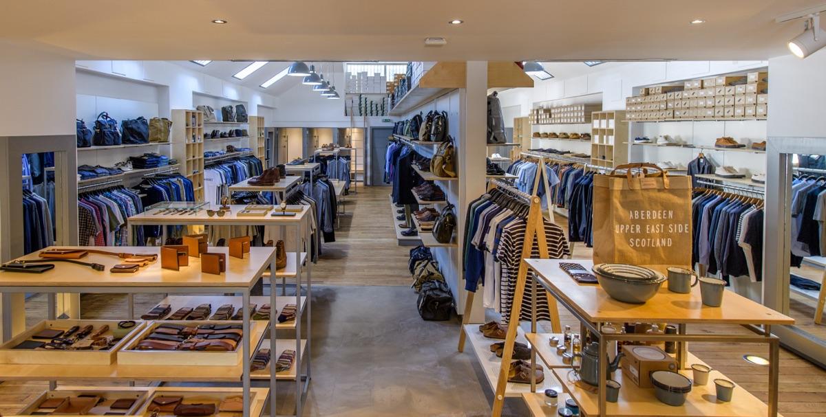 KAFKA Designer Retail Re-fit