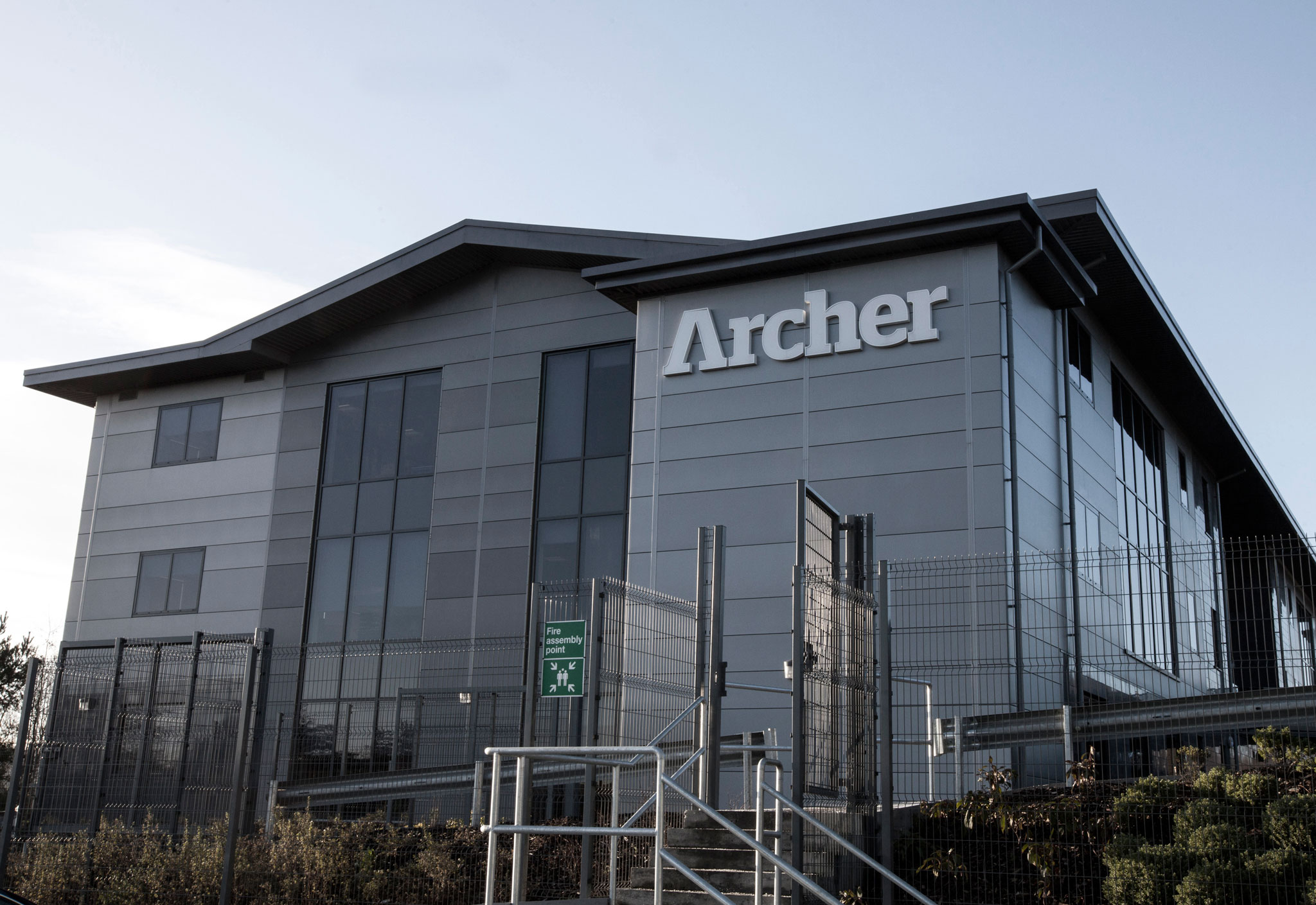 HQ for Archer