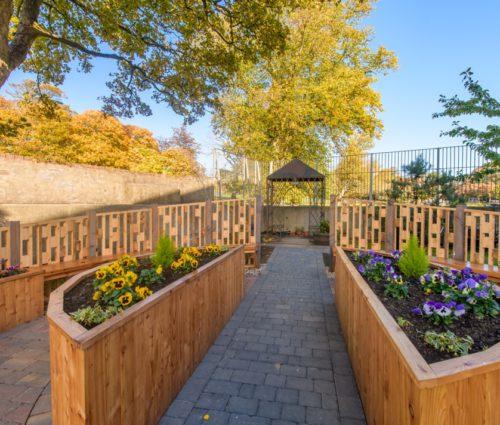 CLAN Sensory Garden