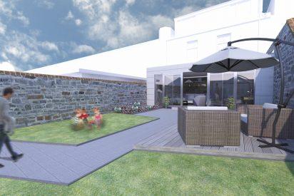 Westburn Drive House Extension
