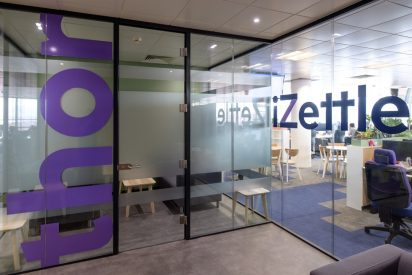 iZettle Office Fit out