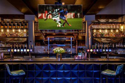 College Bar Interior Design
