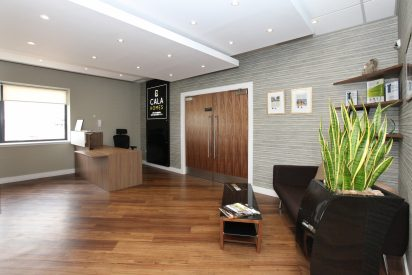 CALA Homes Office Fitout