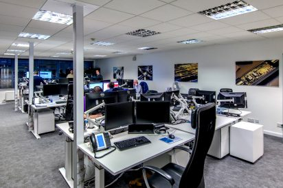 Interwell Office Fit Out