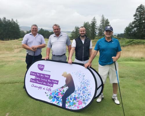 John Clark Motor Group Golf Day supports VSA