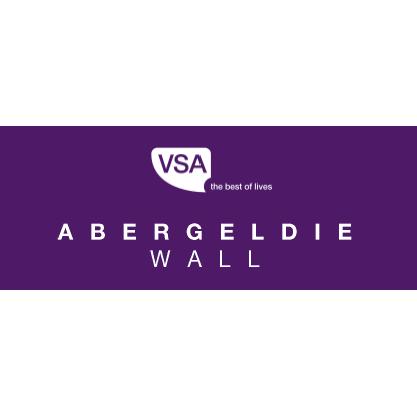 Abergeldie Wall