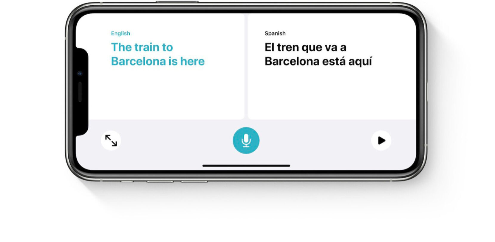 Apple Translate