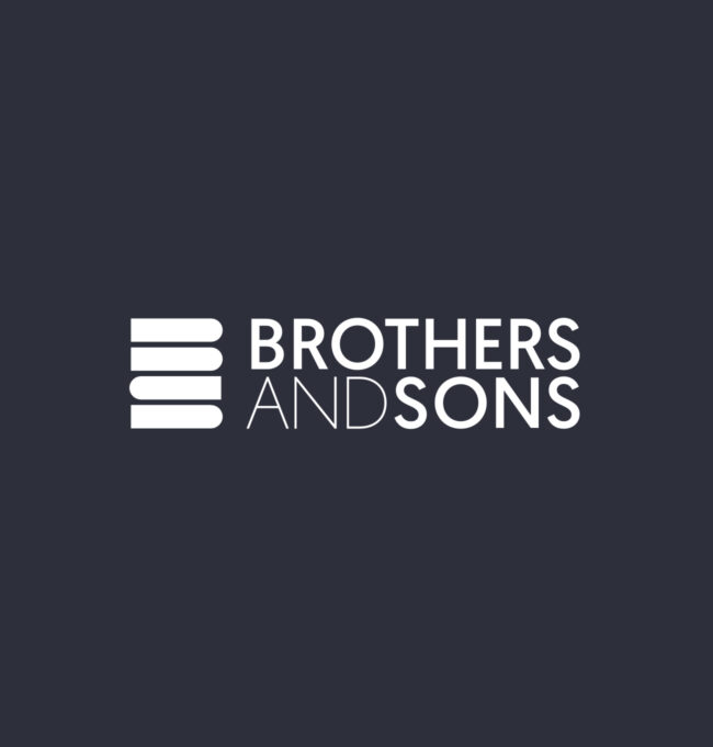Brothersandsons logo x2