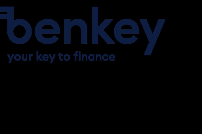 Benkey logo orgineel 1