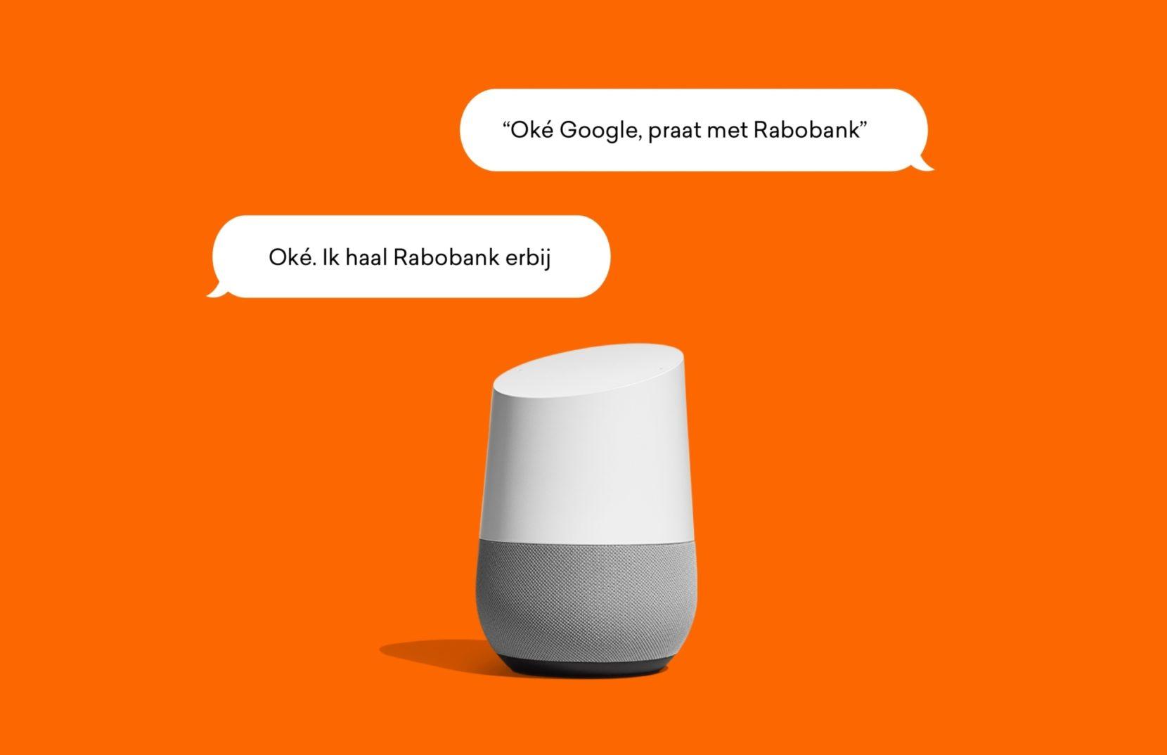 Rabobank google voice x2