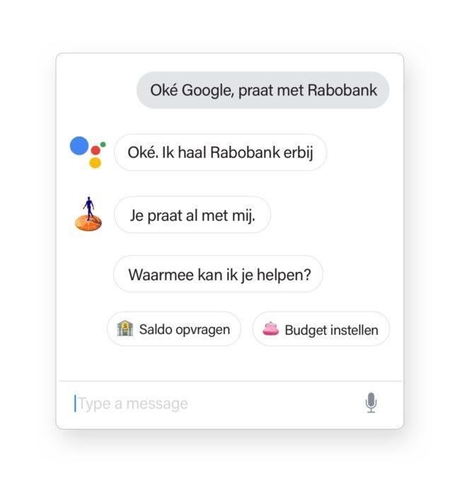 Rabobank chat x2