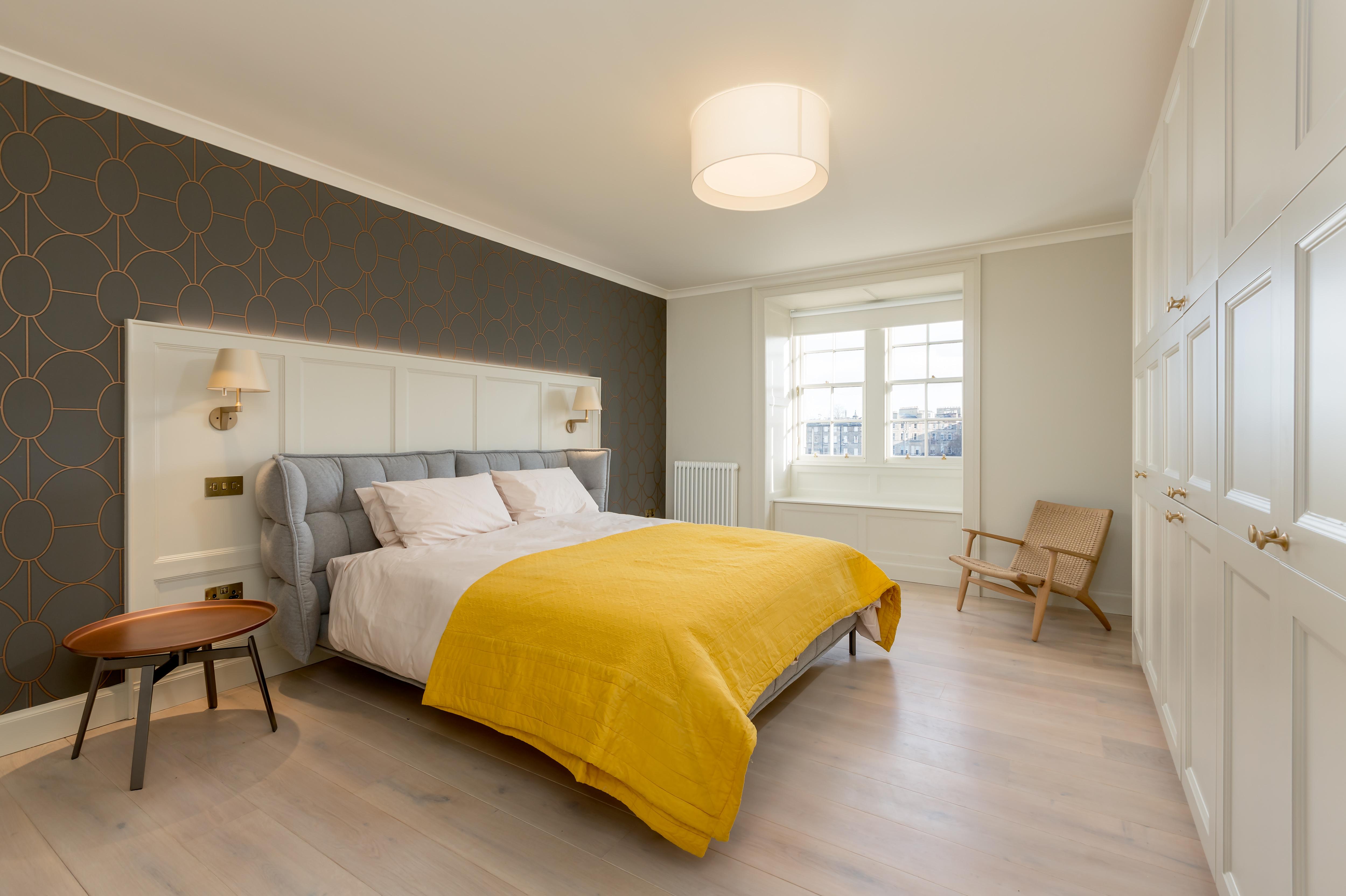 Eton Terrace Master Bedroom