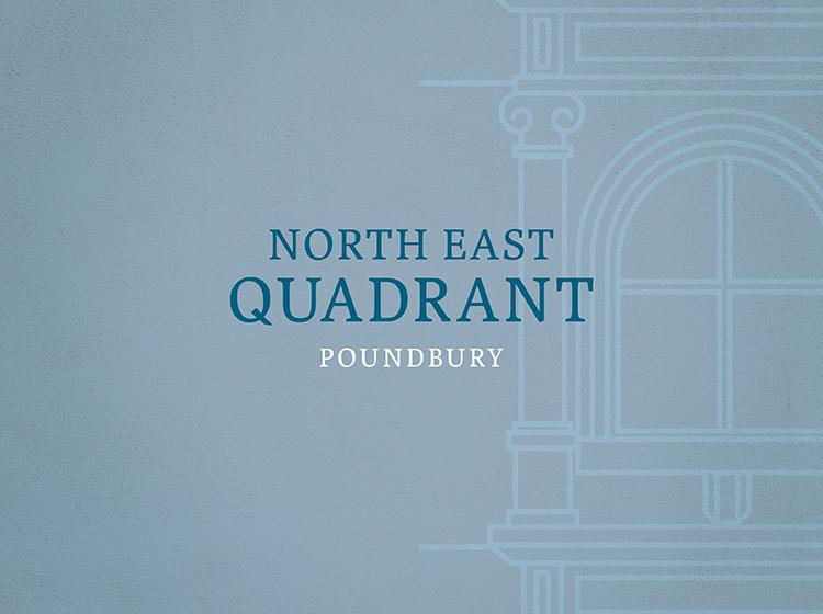 The North East Quadrant, Poundbury