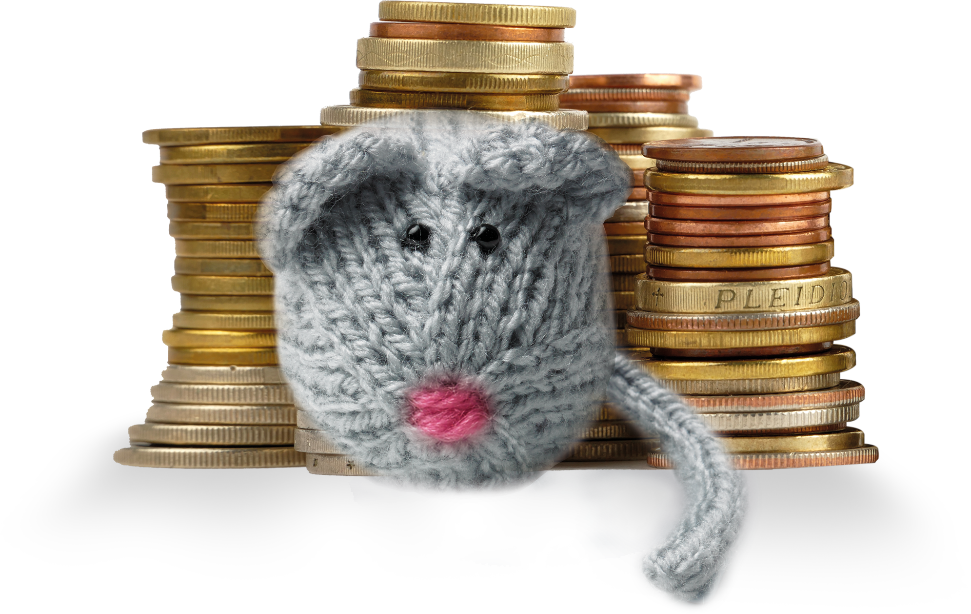 mouse coins