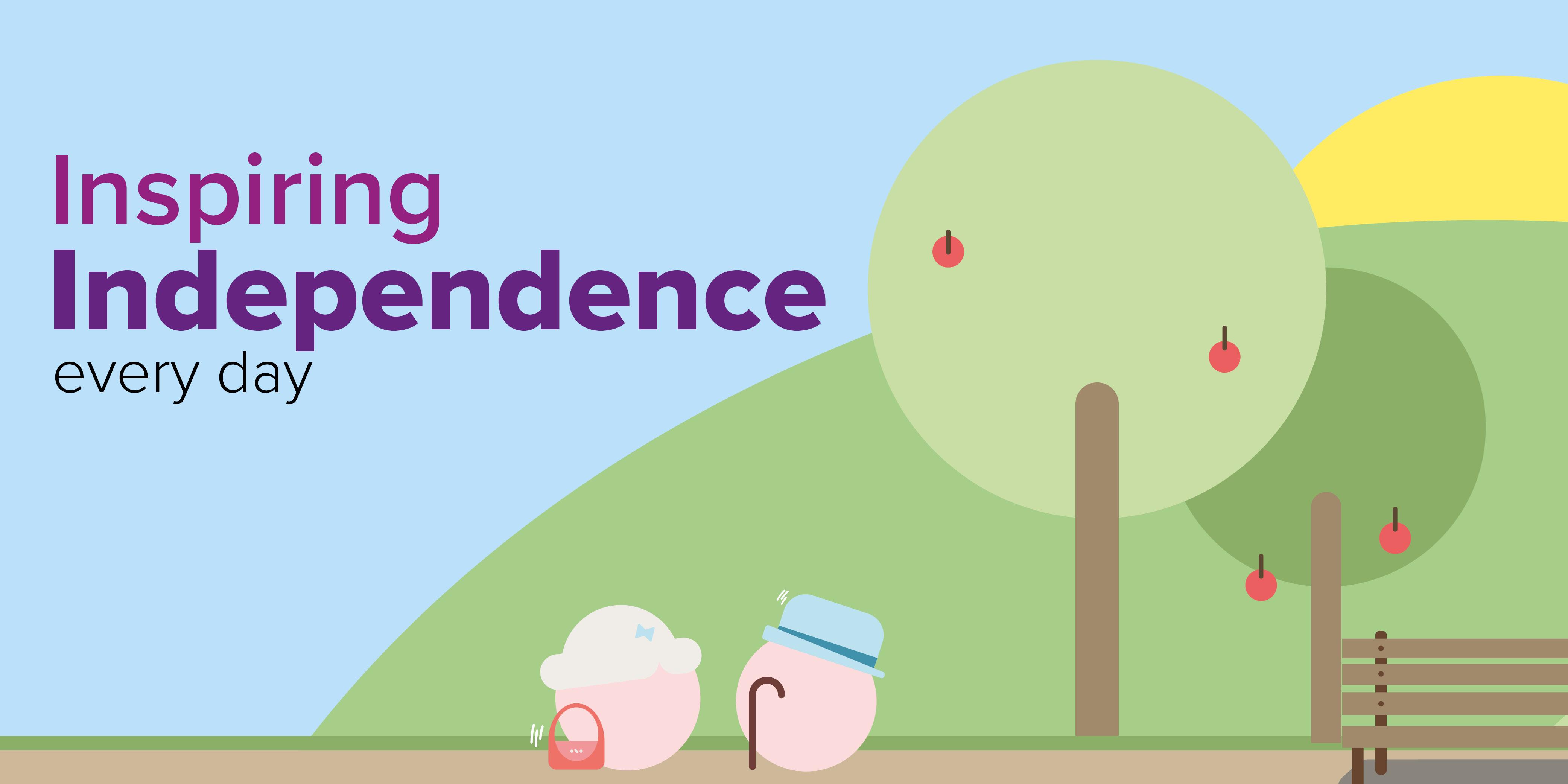 inspiring independence