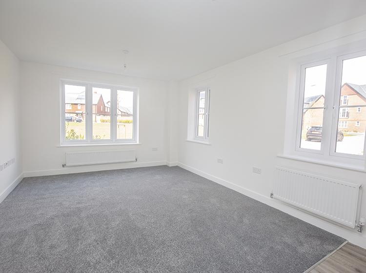 Bedroom at Kingsgate