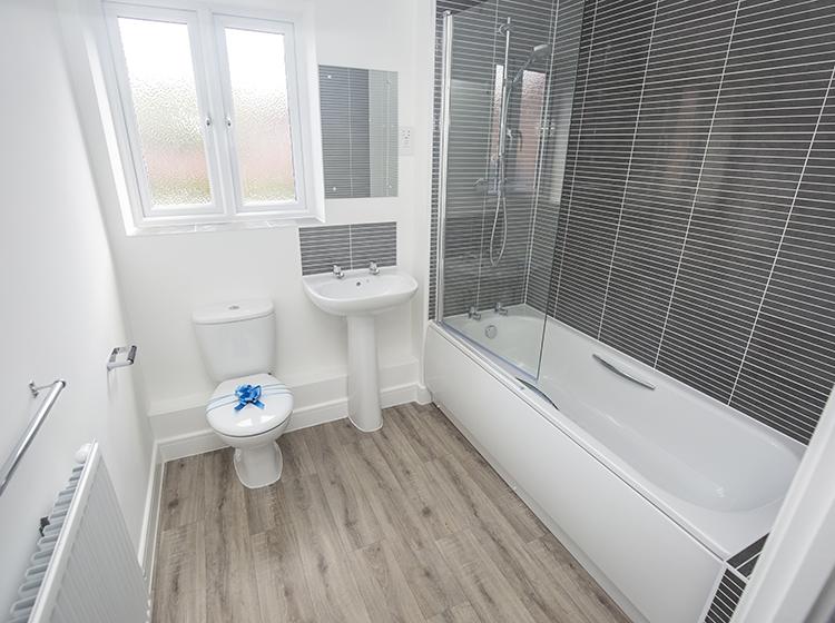 Bathroom at Kingsgate