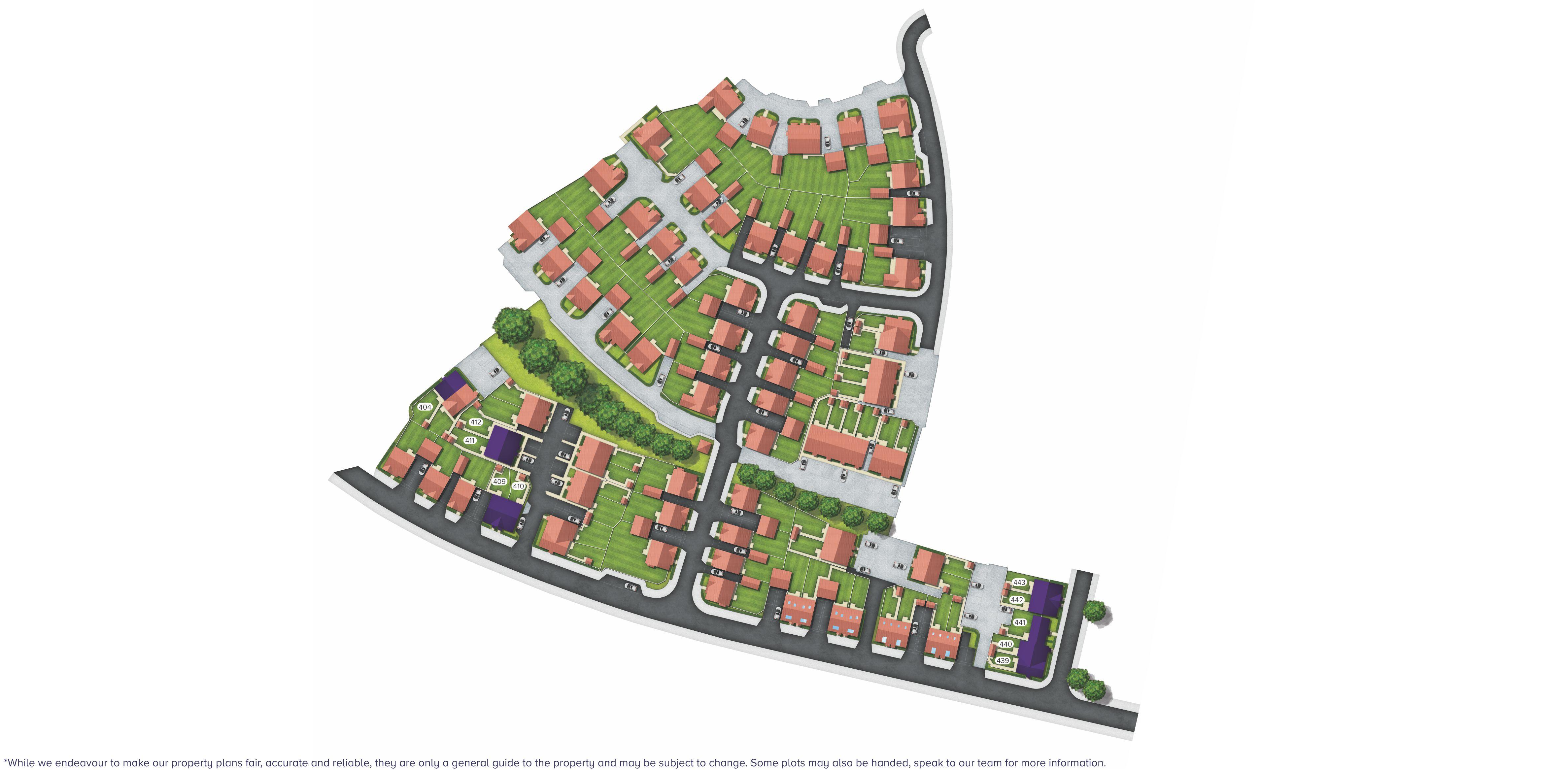 boorley park bovis plan