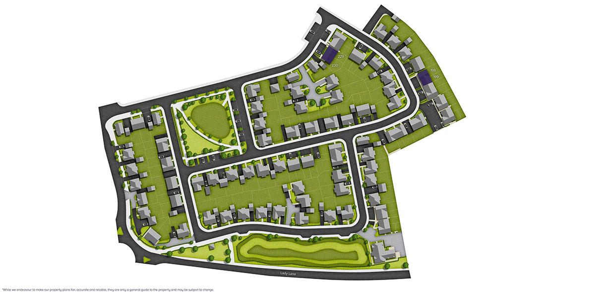 Abbey Farm plans