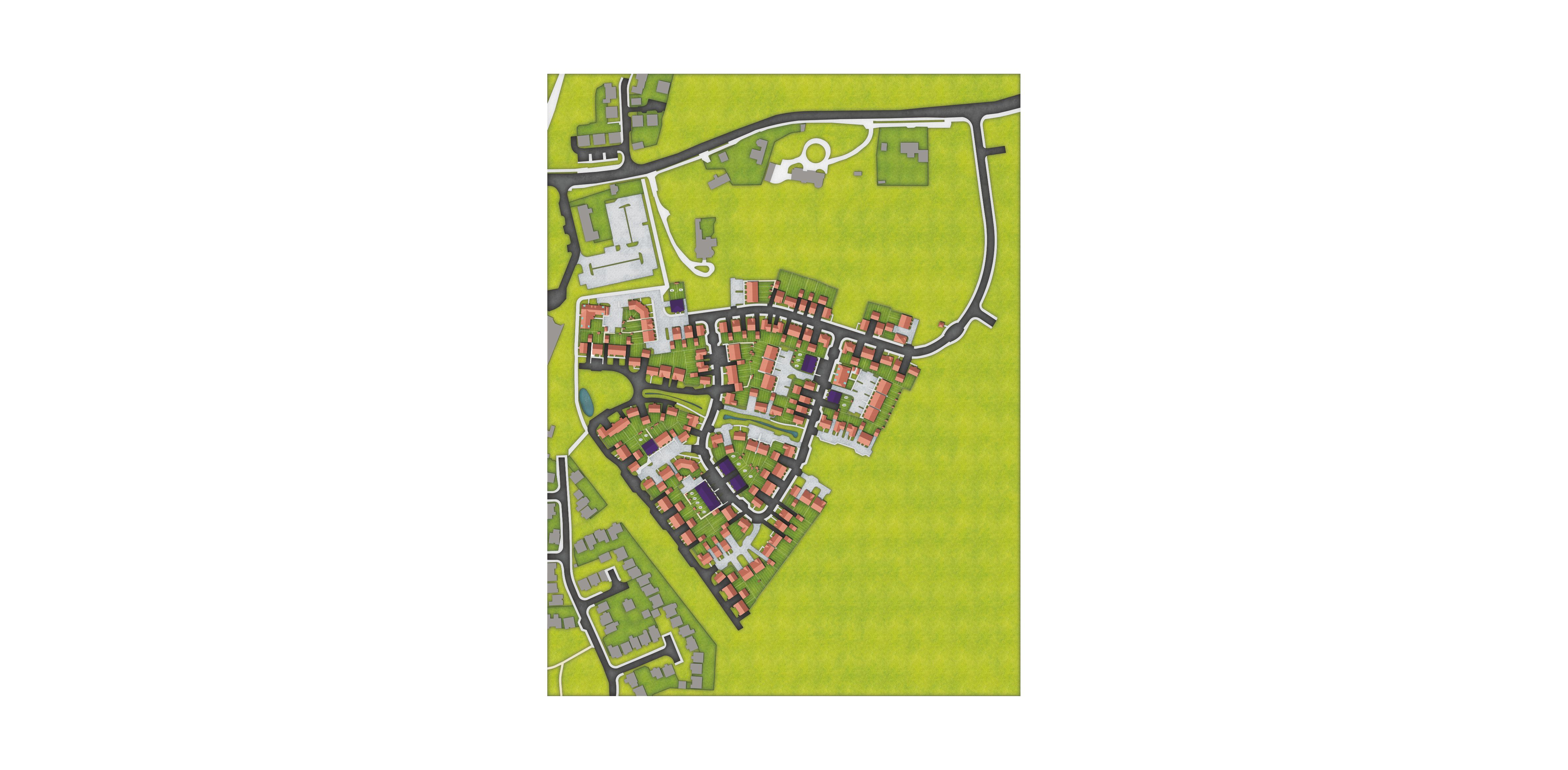 Brookvale site plan