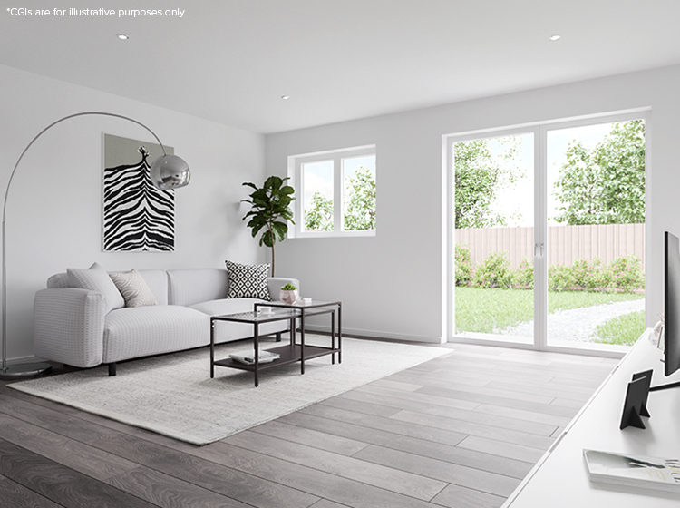 Living Room CGI
