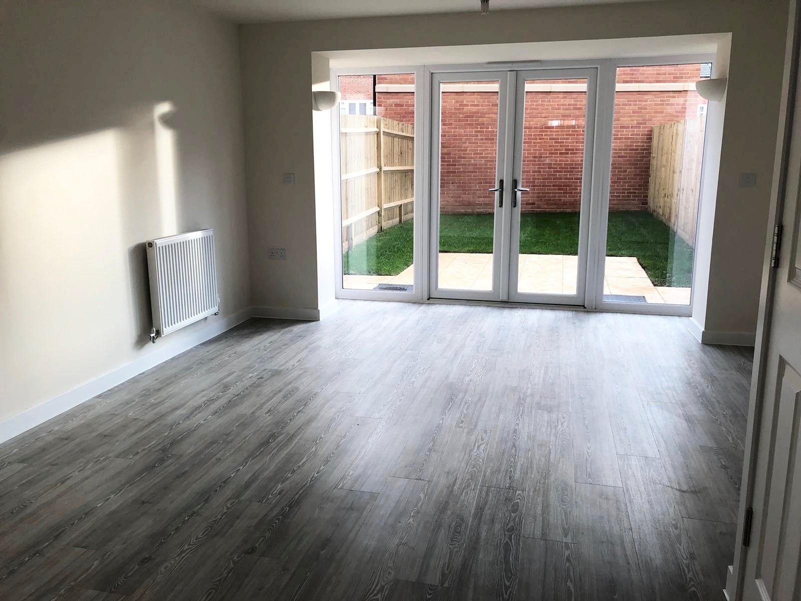 Lounge - Laminate flooring