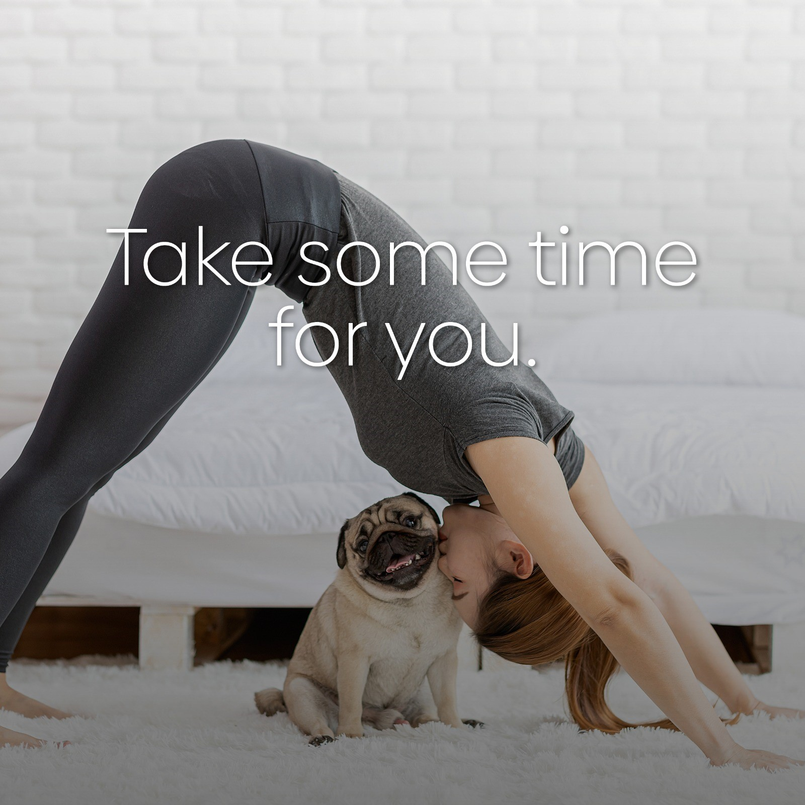 Take some time for you..