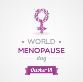 New wellbeing launch: 'Menopause in the Workplace' on World Menopause Day 18/10/18