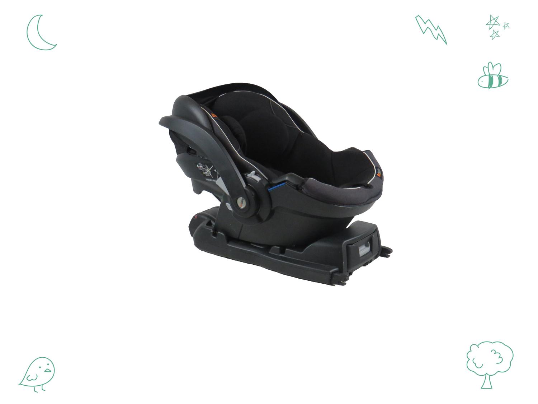 Cadeira Auto Izi Go Modular I-Size + Izi Go Modular Base