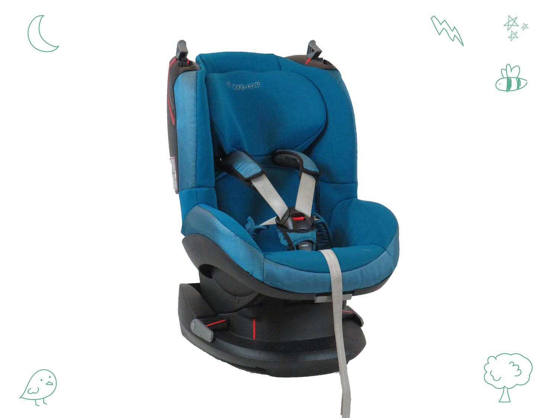 Cadeira Auto Tobi