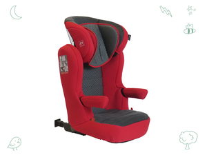 Cadeira Auto ISOFIX PRIMECARE RED GRE