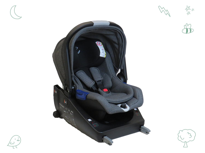 Cadeira Auto Koos I-Size + Base i-Platform i-Koos