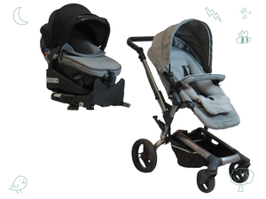 Duo Jané Rider Matrix Light 2 + Isofix Matrix Light 2