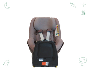 Cadeira Auto 2WayPearl + Base 2WayFix