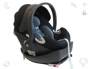 Cadeira Auto Aton Q + ISOFIX