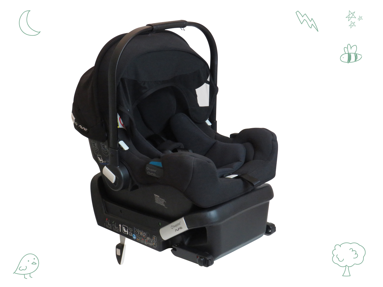Cadeira auto Bugaboo Turtle + ISOFIX