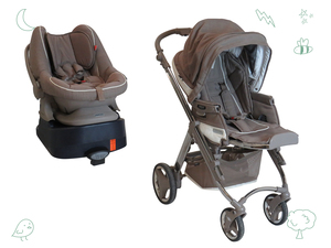 Duo Ip-Op Evolution + ISOFIX
