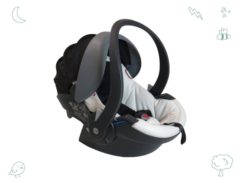 Cadeira Auto Mima iZi Go Modular
