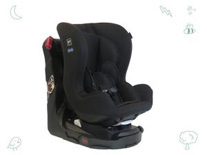 Cadeira Auto PRIMECARE BLACK