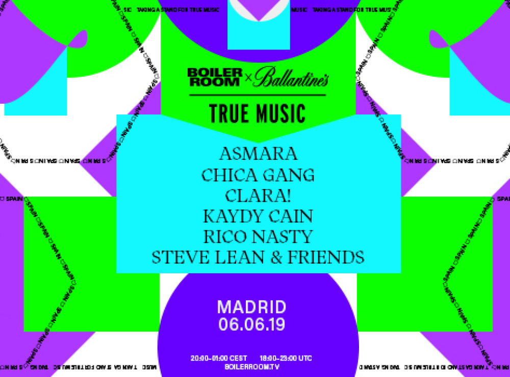 BOILER ROOM X BALLANTINE'S | TRUE MUSIC | MADRID