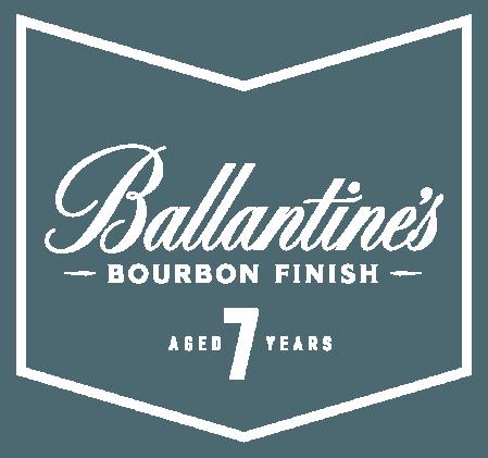 BALLANTINE'S 7 BOURBON FINISH LOGO