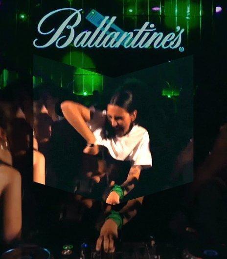 Flaca DJ - Ballantine's