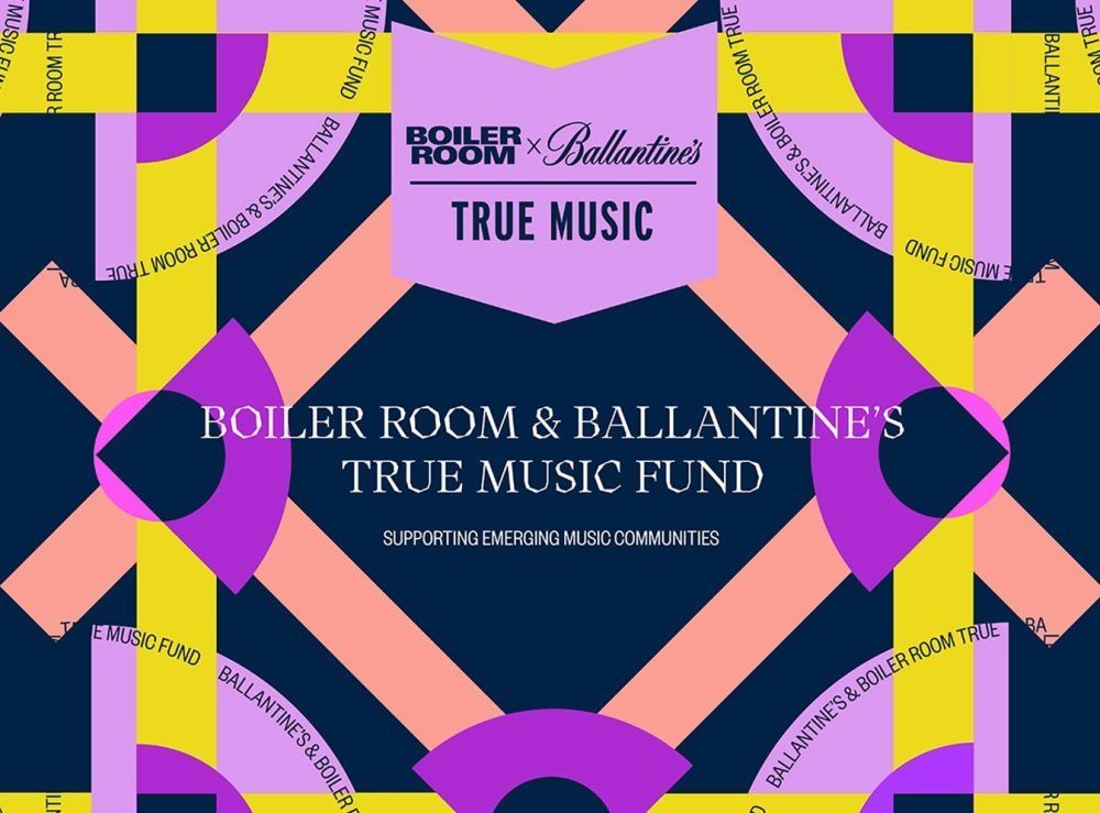 Boiler Room x Ballantine's | True Music | Fund