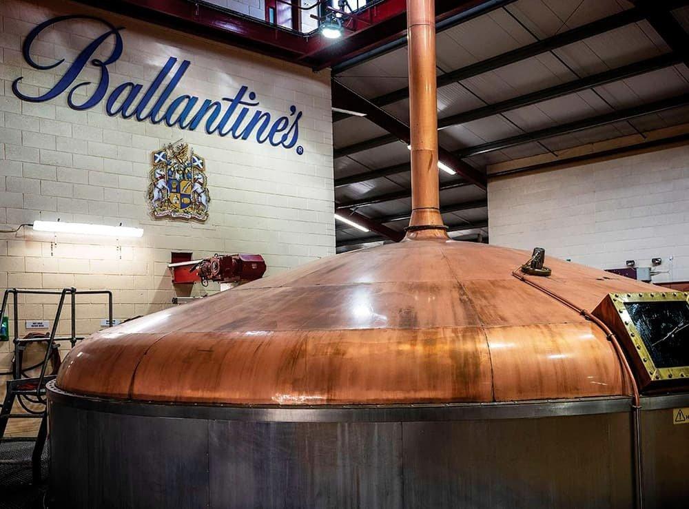 Ballantine's Scotch Whisky BRASSAGE