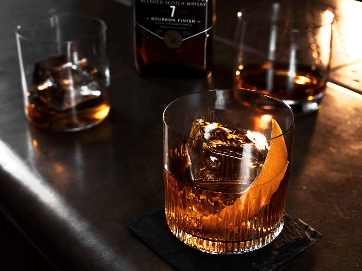 Ballantine's Scotch Whisky 7 Bourbon Finish