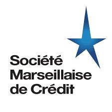 Logo de la Société Marseillaise de Crédit
