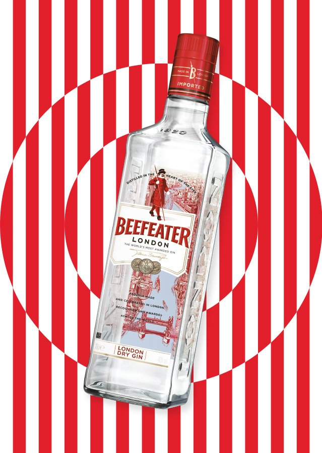 This Is Real London Dry Gin Beefeater Gin