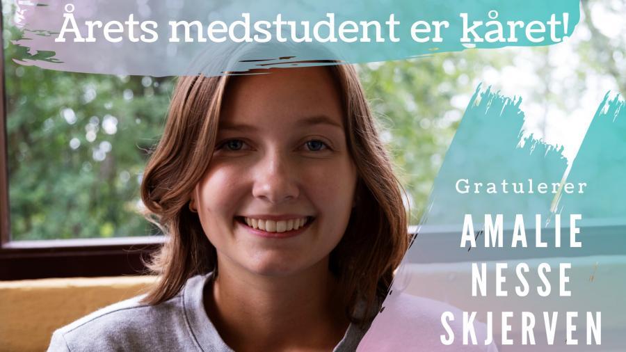 Amalie Nesset Skerjven