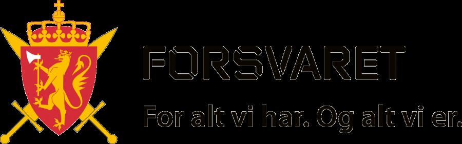 Forsvaret logo til karriereuka bjørknes høyskole